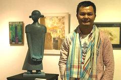 Rendezvous of international artworks