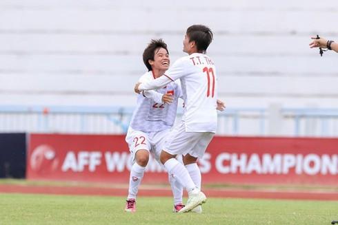 Mai Duc Chung,national football team,female players,SEA Games 30,women's football