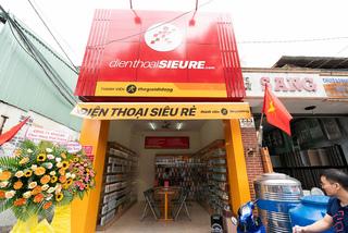 Sắp có thêm 15 cửa hàng Điện Thoại Siêu Rẻ ở TP.HCM