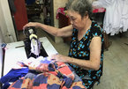 77-year-old continues to look out for disadvantaged, makes blankets for them