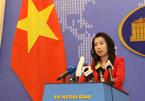 Bộ Ngoại giao thông tin việc Mỹ chuyển giao tàu tuần tra cho Việt Nam