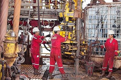 Giàn PV DRILLING V - kỳ tích của ngành Dầu khí Việt Nam