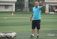 HLV Park Hang Seo: 'U22 Việt Nam nỗ lực lấy vàng SEA Games 30'