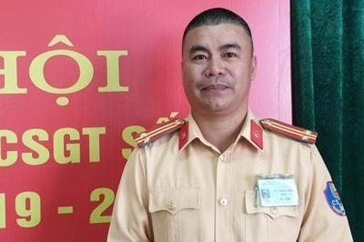 Phó Thủ tướng khen trung tá CSGT cứu người bị kẹt khi xe Mercedes cháy