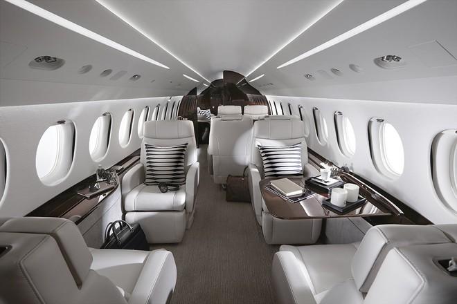 Hai đại gia Việt mua máy bay riêng giá hàng chục triệu USD