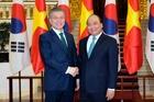 Thủ tướng và phu nhân thăm chính thức Hàn Quốc