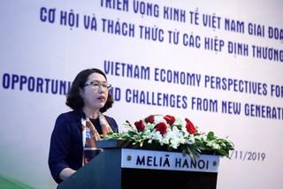 Vietnamese economy forecast to grow 7 percent during 2021-2025