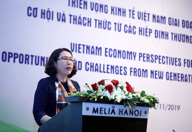 Vietnamese economy forecast to grow 7 percent during 2021-2025