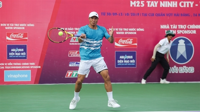 SEA Games,tennis,Daniel Cao Nguyen,Sports news