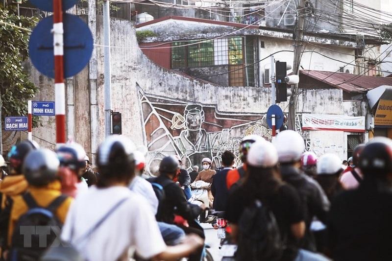 Hanoi to relocate four-decade-old murals