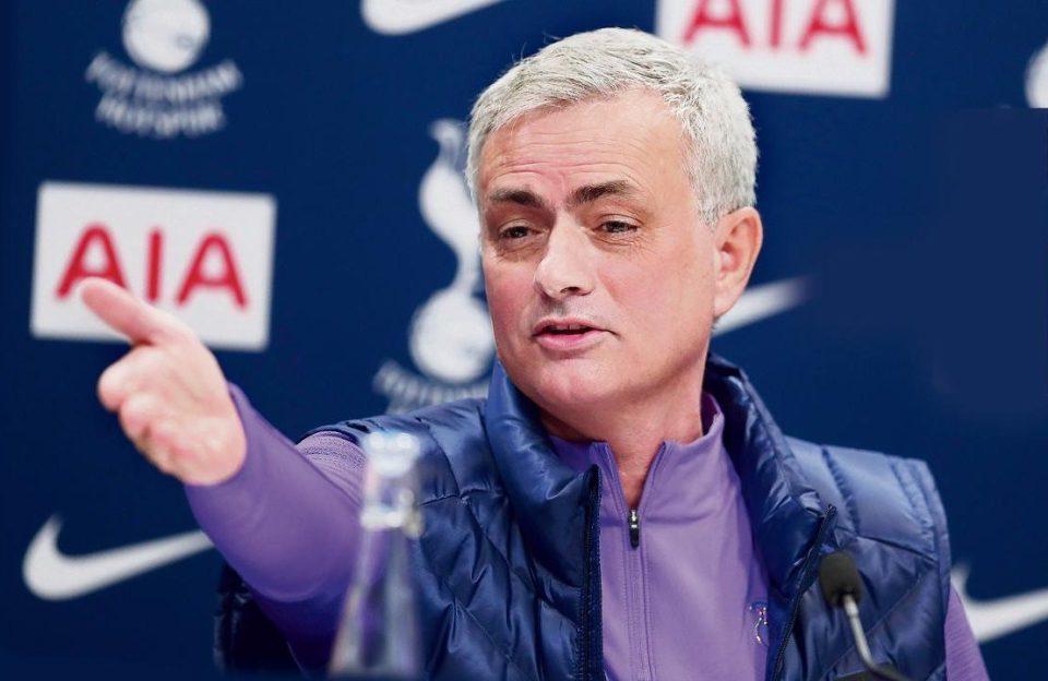 Jose Mourinho,Tottenham