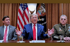 Mỹ 'tiến thoái lưỡng nan' đòi đồng minh chia sẻ phí quân sự