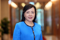 Thủ tướng trình QH miễn nhiệm chức Bộ trưởng Y tế với bà Nguyễn Thị Kim Tiến
