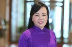 Phút xúc động của  Bộ trưởng Nguyễn Thị Kim Tiến