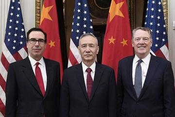 TQ lại mời đoàn đàm phán thương mại Mỹ tới Bắc Kinh
