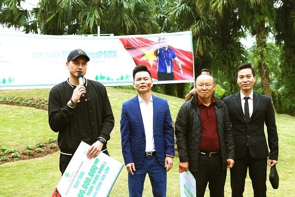 Park Hang Seo,Đặng Văn Lâm