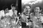 Đông Nhi đăng album ảnh cưới, Ngô Kiến Huy - Jun Phạm 'giận tím người' vì bị dìm tả tơi