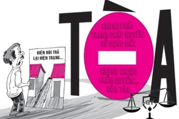 Tư vấn pháp luật,Luật đất đai,Hồi âm