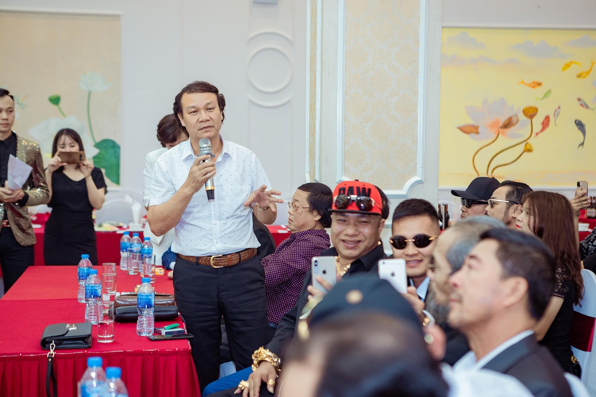 NSƯT Chu Hùng, NSND Nguyễn Hải vào vai giang hồ vì 'mặt đểu'