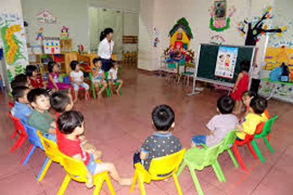 Chế độ miễn giảm học phí với trẻ mầm non tại vùng đặc biệt khó khăn