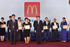 McDonald's vào Top 100 Sản phẩm-dịch vụ Tin & Dùng