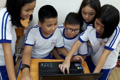 Những cô giáo dạy học sáng tạo trên nền tảng CNTT