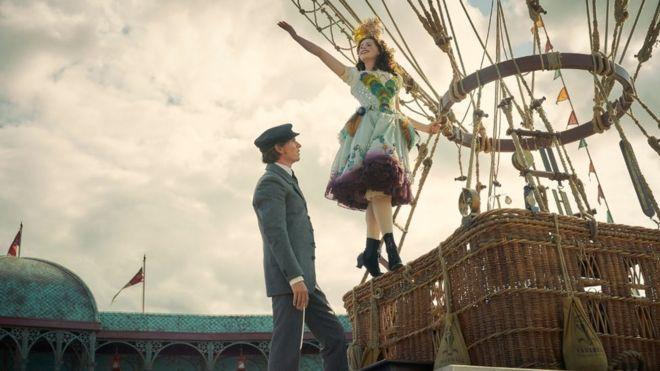 Cặp sao 'Thuyết yêu thương' tái ngộ trong 'Kẻ du hành trên mây'