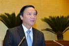 Miễn nhiệm chức Chủ nhiệm UB Pháp luật với ông Nguyễn Khắc Định