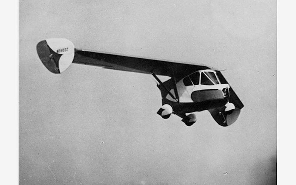 Những chiếc xe bay, giấc mơ đã hóa thành sự thật
