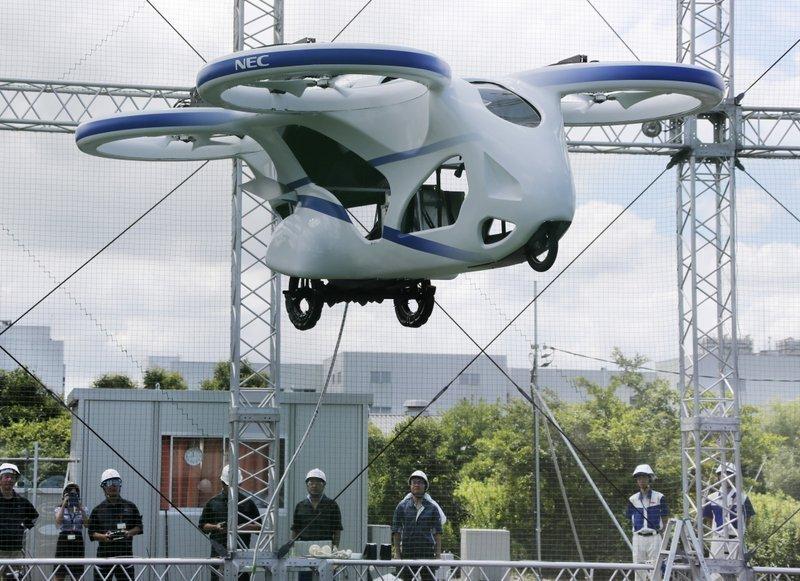 Xe bay, giấc mơ hóa thành sự thật - VietNamNet