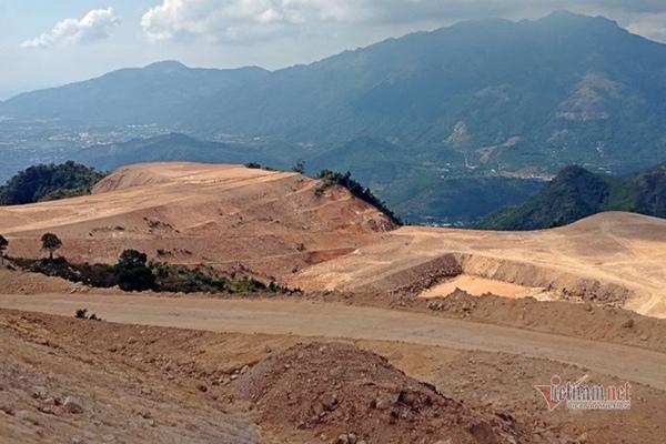 Sai phạm hàng loạt, 2/5 dự án ở núi Chín Khúc buộc thay đổi mục tiêu