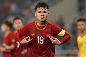 Quang Hai named as captain of Vietnam's U22 squad