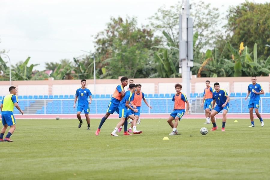 U22 Việt Nam bị chủ nhà chơi khó tại SEA Games 30