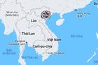 Ứng dụng GoViet gặp sự cố hiển thị bản đồ Việt Nam