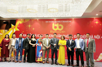 Bigbuy24h khai trương thêm nhiều văn phòng đại diện trên cả nước