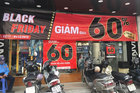 Chuyện lạ ngay trước ngày Black Friday ở Việt Nam