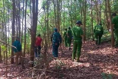 Trăm cảnh sát bao vây kẻ bắt nữ tài xế taxi Hải Phòng đưa lên núi