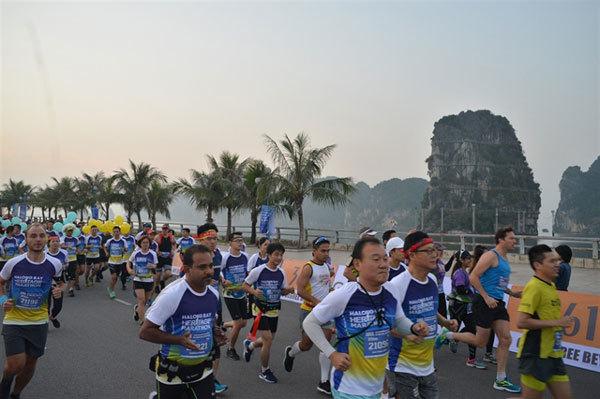Quang Ninh,Ha Long,Halong Bay Heritage Marathon 2019,sports news