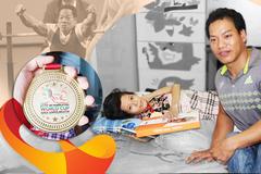 Lực sĩ bán huy chương, cứu cô bé hàng xóm gặp nạn