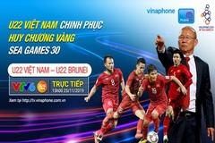 SEA Games 30: U22 Việt Nam nắm nhiều lợi thế trước đối thủ U22 Brunei