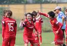 HLV Mai Đức Chung mong bóng đá nam, nữ ẵm vàng SEA Games