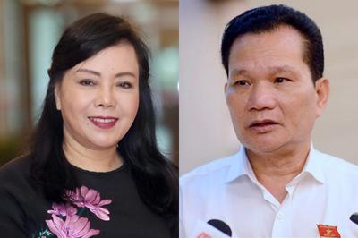 Bà Nguyễn Thị Kim Tiến là một Bộ trưởng hành động