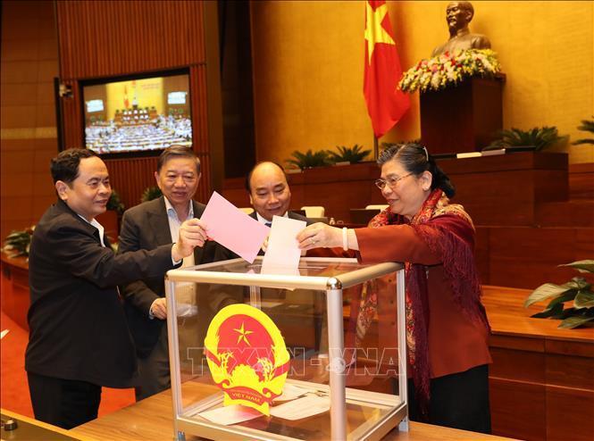 Bà Nguyễn Thị Kim Tiến rời ghế Bộ trưởng Y tế