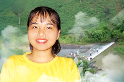 Cô gái S'Tiêng cự tuyệt lấy chồng sớm, rời bản lên phố học đại học