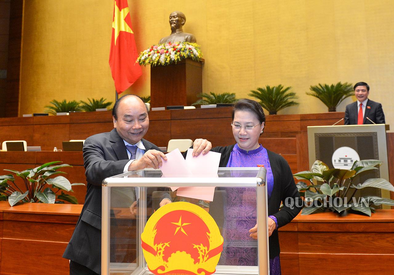Nguyễn Khắc Định,Quốc hội