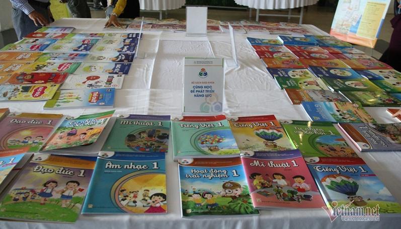 Sách giáo khoa mới,Sách giáo khoa,Chương trình giáo dục phổ thông