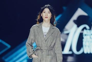 Nữ sinh Hà Nội cao 1m75 tiết lộ lý do quyết định ăn chay trường