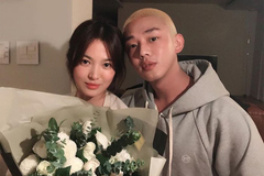 Song Hye Kyo tưng bừng đón sinh nhật sau ly hôn
