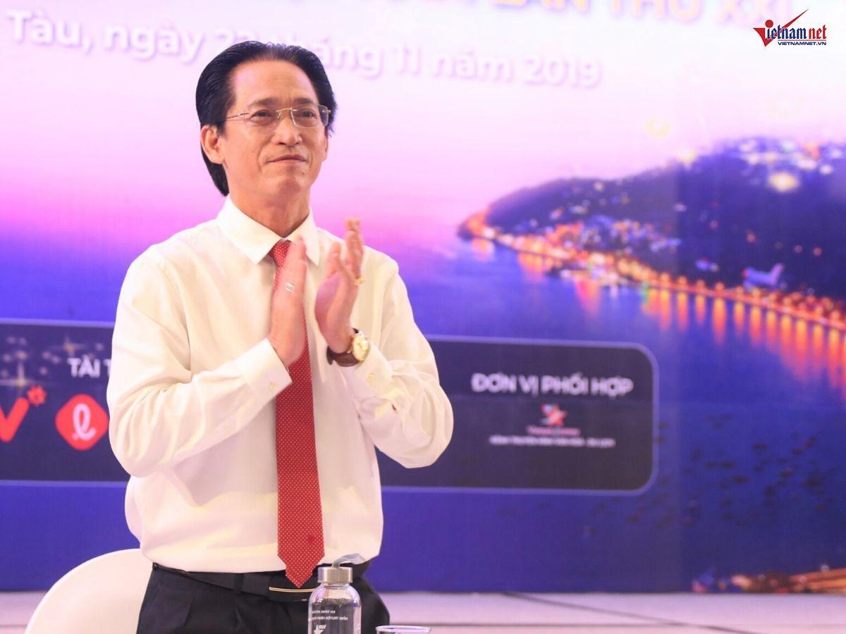 Trương Ngọc Ánh làm giám khảo LHP Việt Nam lần 21