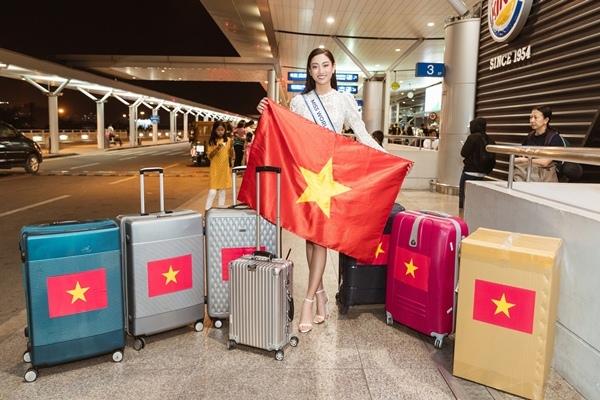 Lương Thùy Linh,Miss World